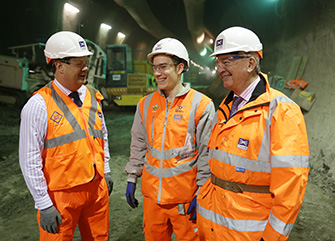 Apprentice power for new railways
